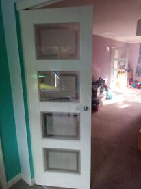 Internal Tri-folding doors