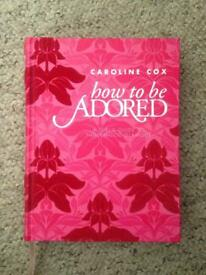 "Book ""How to be adored"""