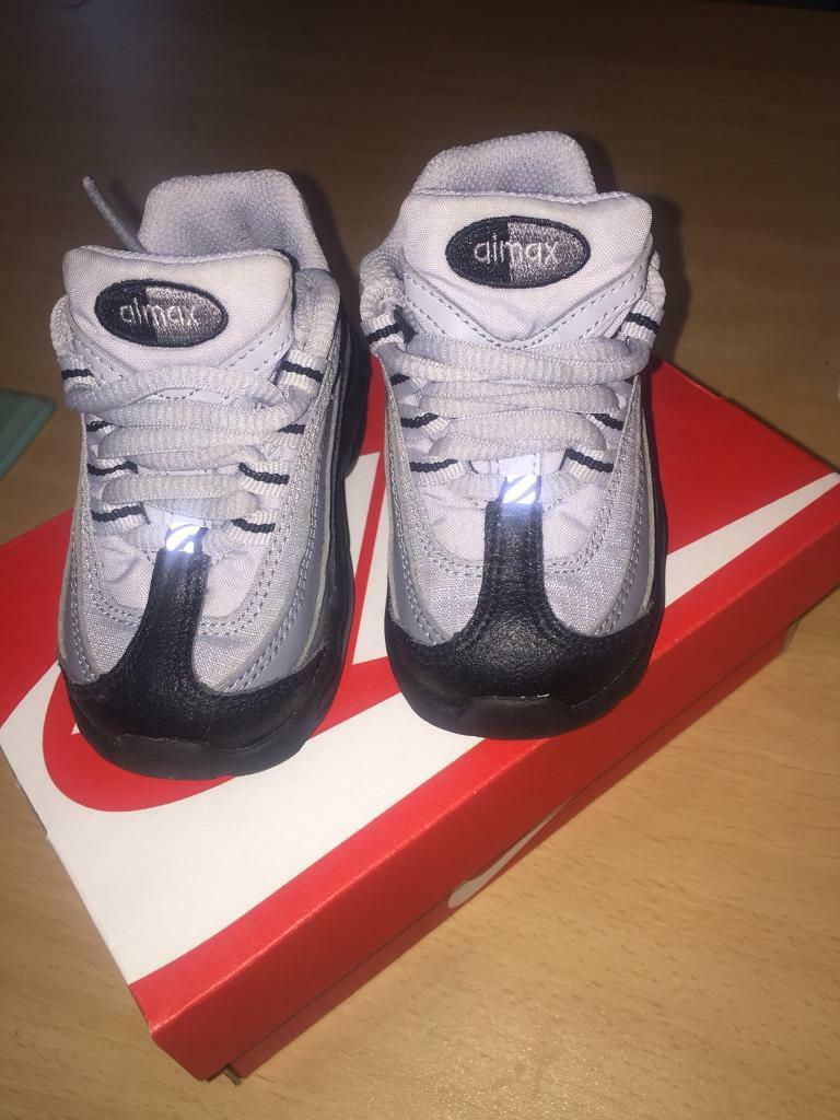 new concept 25096 9717d Nike air max 95 infants | in Wallasey, Merseyside | Gumtree