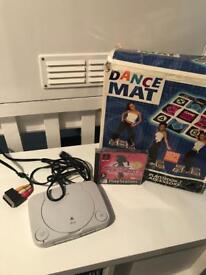 PS1 & Dance Mat