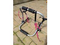 Bike rack for 2 bikes from halfords