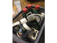 Full grow kit top off range light 1000watt led and 300watt viparspecter included