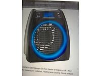 Dimplex electric fan heater