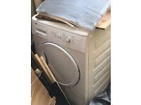 2x Tumble dryer hotpoint & beko used condenser vent