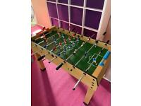 Football table, very good condition