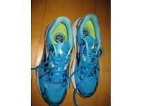Brooks Ravenna 7 trainers, size 6.5, blue - used