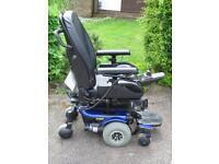 Pride Quantum 610 Power Chair