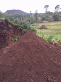 Topsoil Collected from Muir of Ord