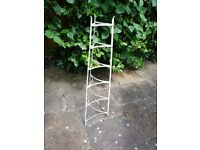 Wrought iron plant pot stand, free!