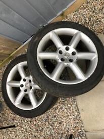 Nissan 350z wheels 5x114.3