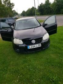 GOLF MK5 FOR SALE GENUINE MILEAGE