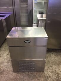 COMMERCIAL ICE MACHINE FOR SHOP CAFE RESTAURANT TAKEAWAY FOSTER ICE MACHINE SHOP CAFE RESTAURANT