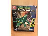 Metal Alligator (Metal Tech)