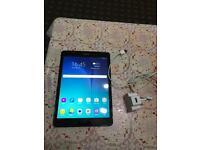 "Samsung galaxy Tab A SM-T550 9.7"" WiFi only 16GB good condition warranty amazing deal"