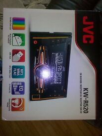 JVC KW-R250 BRAND NEW BOXED