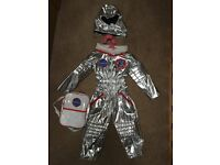 NASA Spaceman suit -age 5 to 6