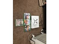 Xbox one s 500g with controller and games