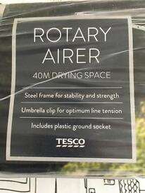 Rotary airer 40m drying space