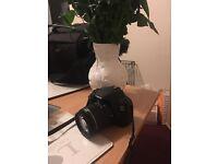 Canon 1200d EOS 18 megapixel digital SLR