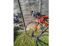 Isla Bikes Luath 24 cx & road and mudguards
