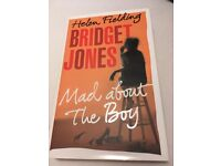 Bridget Jones novel for sale