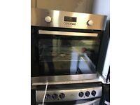 Lemona : electric fan oven built in