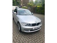 BMW 1 SERIES COUPE , 120D DIESEL,2011 (2 – DOOR) £6600