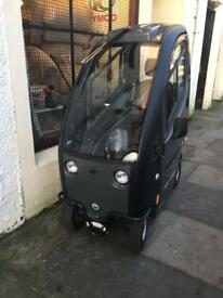 Mobility Scooter with full Canopy