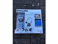 Philips PC camera with headset -FOR SALE