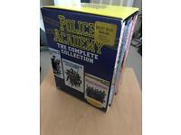 Police Academy 1-7 box set
