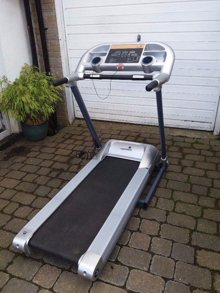 Roger Black Gold Treadmill Roger Black Gold Treadmill Ag