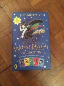 Worst Witch Children's Book Collection