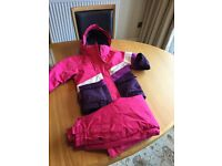 Girls Ski OutFit