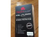 Tech Gear glass screen protector for iPhone 6s+