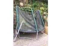 6' trampoline