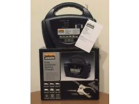 Halfords Automatic 12V Car Van Battery Charger