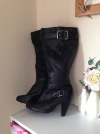 Boots. Two pairs size 6