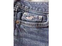 "Hollester Girls Denim Jeans W 24"" L33"""