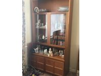 Parker Knoll Display Cabinet