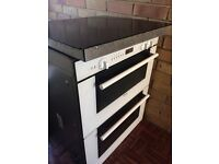 Siemens Baumatic electric cooker and hob