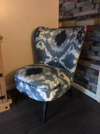 Funky chair. Reduced to £55