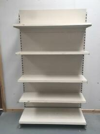 Metal shelving unit for Retail shops warehouses