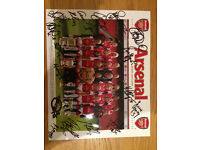 SIGNED ARSENAL LADIES TEAM PHOTO & assorted programmes
