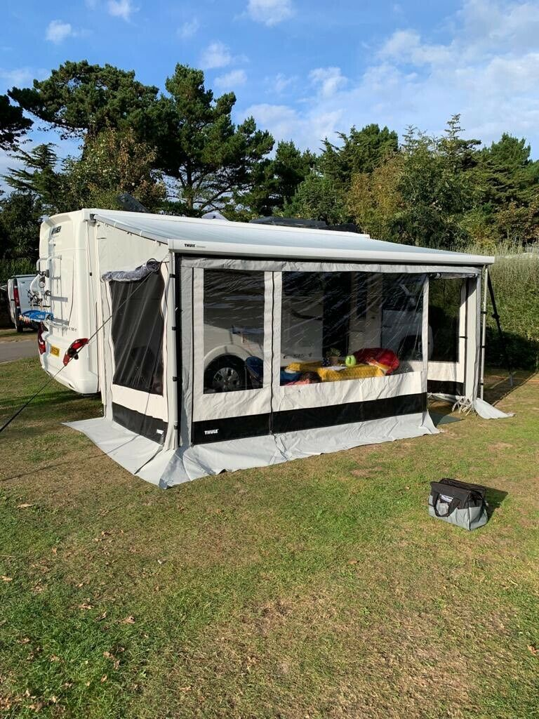 best loved 079ce c24da Thule Omnistor Residence G3 Complete Awning Tent   in Usk, Monmouthshire    Gumtree