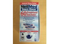 NeilMed SinuRinse Refill Sachets x 44 - helps alleviate Nasal Allergies