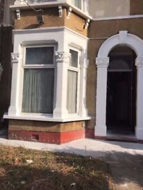 Newly Furnished Large One Bedroom Ground Floor Flat with Garden in Ilford £1000 pm