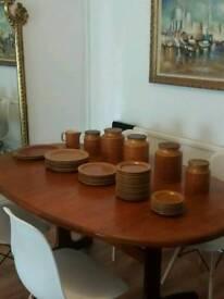 Hornsea collection/Tea set x2