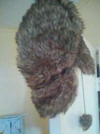 Ladies trapper hat