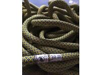Climbing rope - mamut 30m. Never been used.