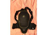 Force field back protector